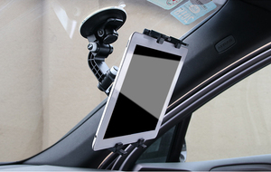 Модный автомобильный iPad планшетный ПК держатель присоска лобовое стекло приборная панель gps подставка держатель вращение на 360