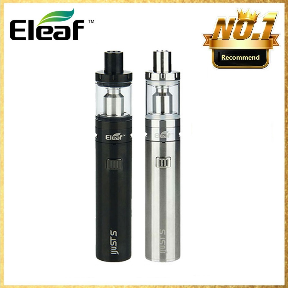 Original <font><b>Eleaf</b></font> <font><b>ijust</b></font> <font><b>s</b></font> Kit <font><b>3000mah</b></font> vs <font><b>iJust</b></font> 2 Kit 2600mAh vs Just 2 Mini Kit 1100mAh Electronic Cigarette Starter Kit vs eGo Aio image