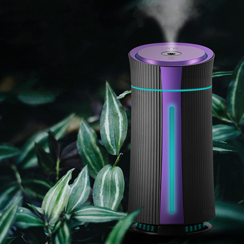 KBAYBO 1100Ml Usb Diffuser Aroma Essential Oil Air Humidifier Ultrasonic Led Night Light Mist Purifier Humidifier for home