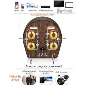 Image 5 - Nobsound Mini Bluetooth 5.0 Bộ Khuếch Đại Công Suất TPA3116 Lớp D Âm Thanh Stereo AMP Cho Nhà Xe Mềm Loa USB AUX trong
