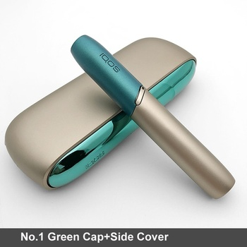 10 Colors 3.0 Cap Side Cover For Iqos 3.0 Duo Decoration Accessories Cover For Iqos 3 Accessories