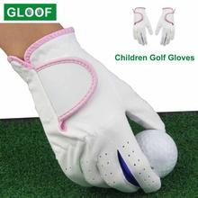 1 пара детские перчатки для гольфа