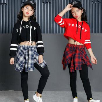 Sudadera con capucha Crop Girl con estampado de letras, Top de otoño 2019, Sudadera corta de manga larga a la moda coreana, Sudadera con capucha de calle de tendencia para chicas