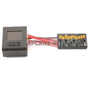 Image 2 - Радиоуправляемый самолёт A12 PRO 6S 12S LiPo Li polymer баланс Зарядка аккумулятора для радиоуправляемых моделей самолетов