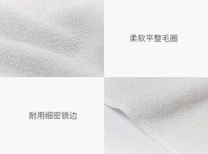 Image 5 - Youpin ZSH ręcznik z prosa ręcznik z serii Air ręcznik do mycia dla dorosłych bawełna domowe miękkie i łatwe do wysuszenia ręczniki