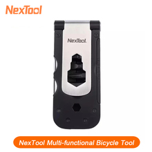 Xiaomi Youpin NexTool Multi functional Bicycle Tool Magnetic Sleeve Exquisite and portable Outdoor wrench repair tool