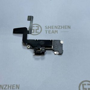 Image 5 - SZteam earpiece flex cable for iPhone X XS MAX XR 11 11pro 11promax original pulled Original Earpiece Replacement Parts