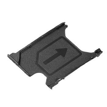 1pcs Micro Sim Card Tray Holder Slot Replacement For Sony Xperia Z1 L39h C6902 C6903 C6906 C6943 Newest Dropshipping mooncase лич кожи кожа флип сторона кошелек держателя карты чехол с kickstand чехол для sony xperia z1 l39h грин