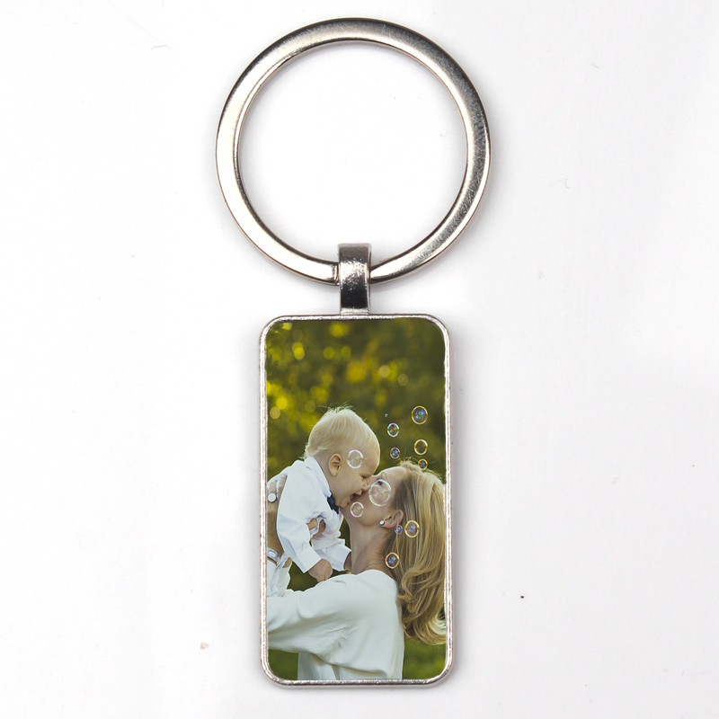 Private order Personality mother's Keychain picture customization Baby Child Dad Mom Brothers Sisters Handmade Family photo