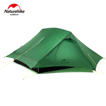 Naturehike Force UL 2 Person Tent Ultralight 20D  1