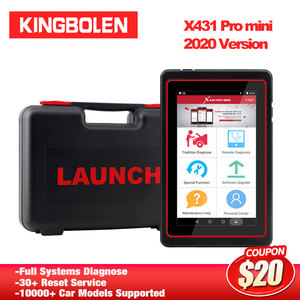 LAUNCH X431 Pro Mini V3.0 OBD2 Diagnostic Tool Full Systems 2 years free update Mini X-431 pros DBSCAR Programming Auto Scanner