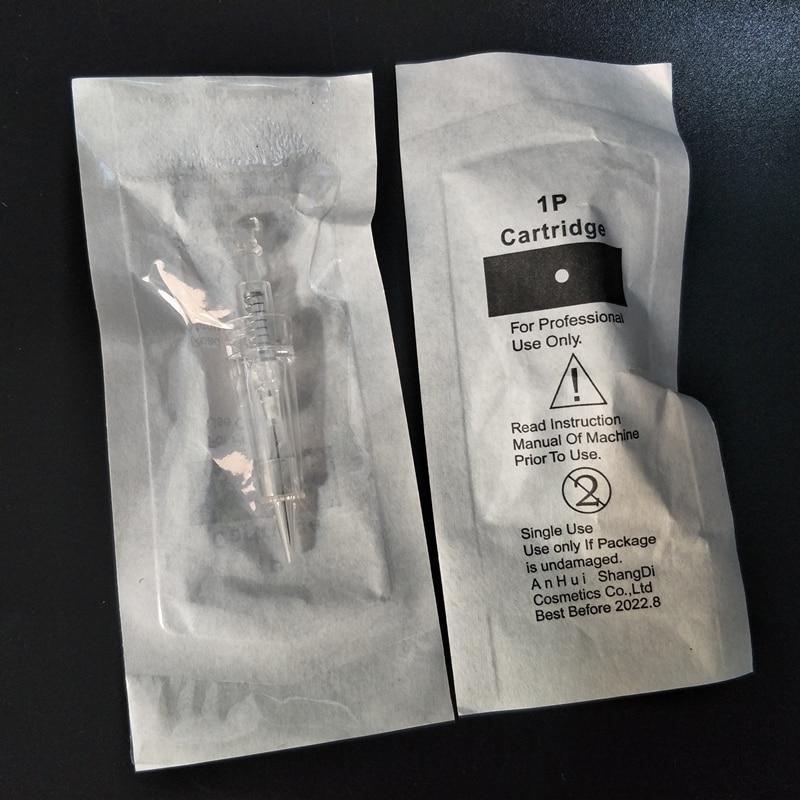 50Pcs Tattoo Needles Cartridges Disposable Sterilized Permanent Makeup Needle Eyebrow Lip Machine Pen Professional Tool
