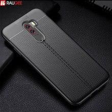 pocophone f1 Case for Xiaomi pocophone f1 Case Silicone Bumper Soft TP