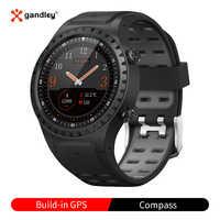 M1S SIM Card GPS Smart Watch Sport Smart Watch with Heart Rate Blood Pressure Multi-Sport Mode Waterproof Smart Watch for iOS