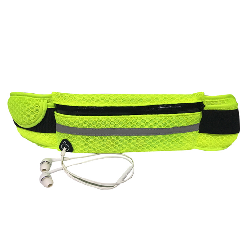 Outdoor Waterproof New Style Running Mountain Climbing Sports Waist Pack Neoprene For Both Men And Women Processing Customizable