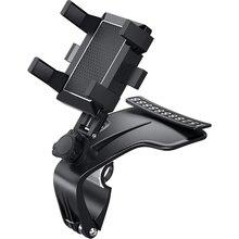 Car Dashboard Bracket Multi-Use Car Phone Holder 360 Degrees Rotatable