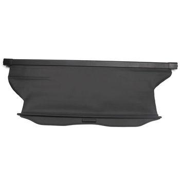 Para Dodge calibre 2007 2008 09-2012 negro tronco sombra trasera seguridad cubierta de carga