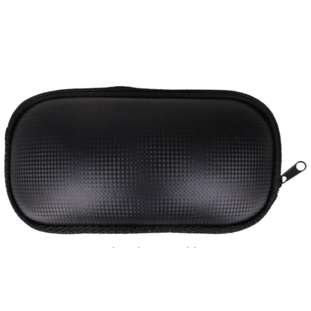 Fashionable Eyewear Case Portable PU Leather Spectacle Cases Bag Container Accessories For Skiing Goggles