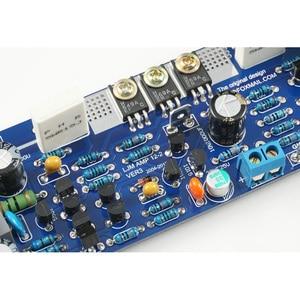 Image 4 - 2 STUKS Audio L12 2 Eindversterker Kit 2 Channel Ultra lage Vervorming Klassieke AMP DIY Kit Afgewerkt Board A10 011