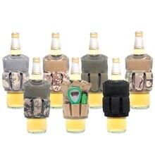 Ornament Drinks Mini Decoration Beer-Bottle-Cover Vest-Shape Ktv-Bar Adjustable DIY Nylon