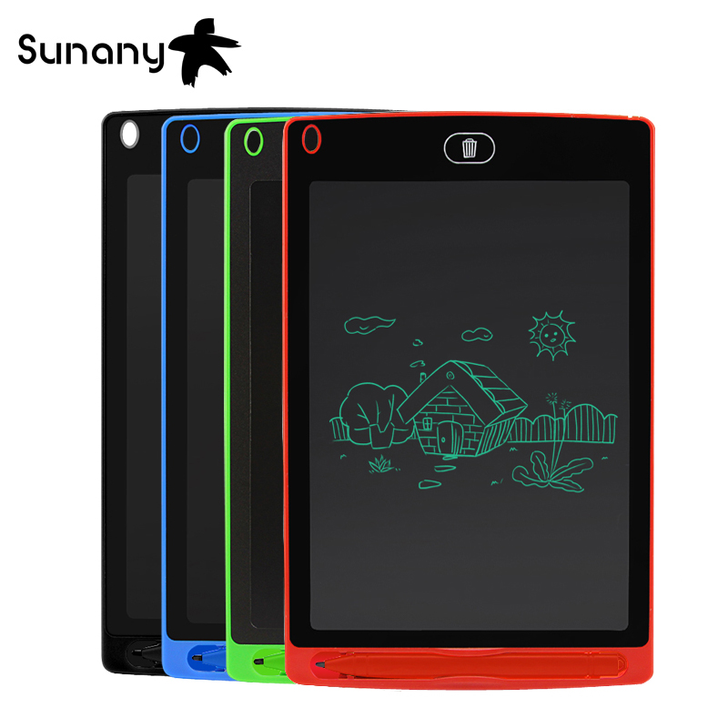 "Sunany drawing tablet 8.5"" lcd writing tablet electronics graphic tablet drawing pad Ultra Thin Portable Hand writing Gifts"