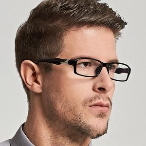 Image 2 - CUBOJUE sports Mens Glasses Frame TR90 eyeglass frames women ultra light prescription spectacles myopia diopter optical eyeglass