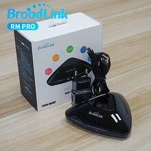 цена Broadlink Official RM PRO+Universal Intelligent Remote Controller Smart Home Automation WiFi IR RF Switch For IOS Android Phone онлайн в 2017 году
