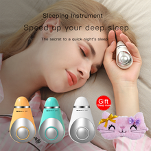 Sleep Aid Instrument USB Charging Sleep Device Hypnosis High Pressure Relief Massage Relaxation Massager and Relax
