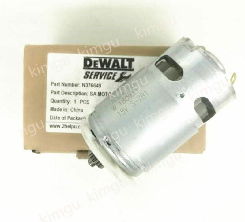 For DEWALT N376649 DCD776 Motor