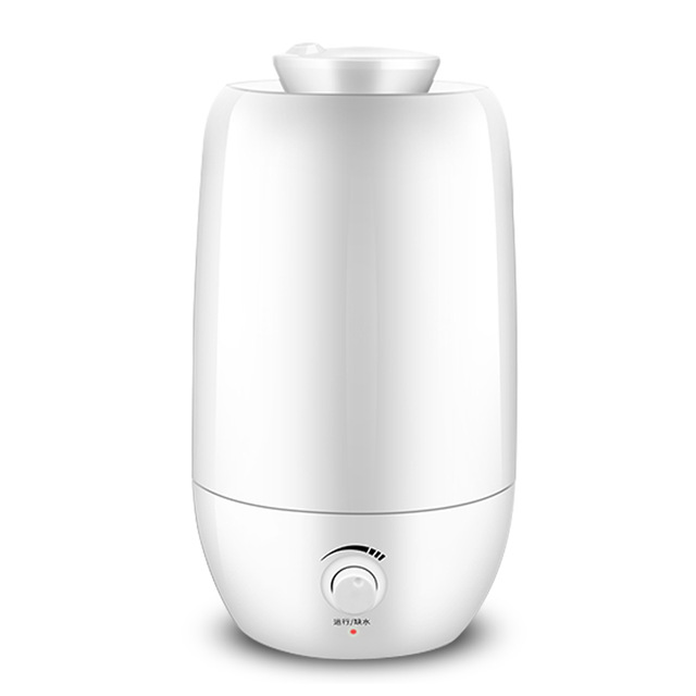 Ultrasonic Aromatherapy DiffuserGrain Ultrasonic Cool Mist Humidifier for Office Home Bedroom Living Room title=