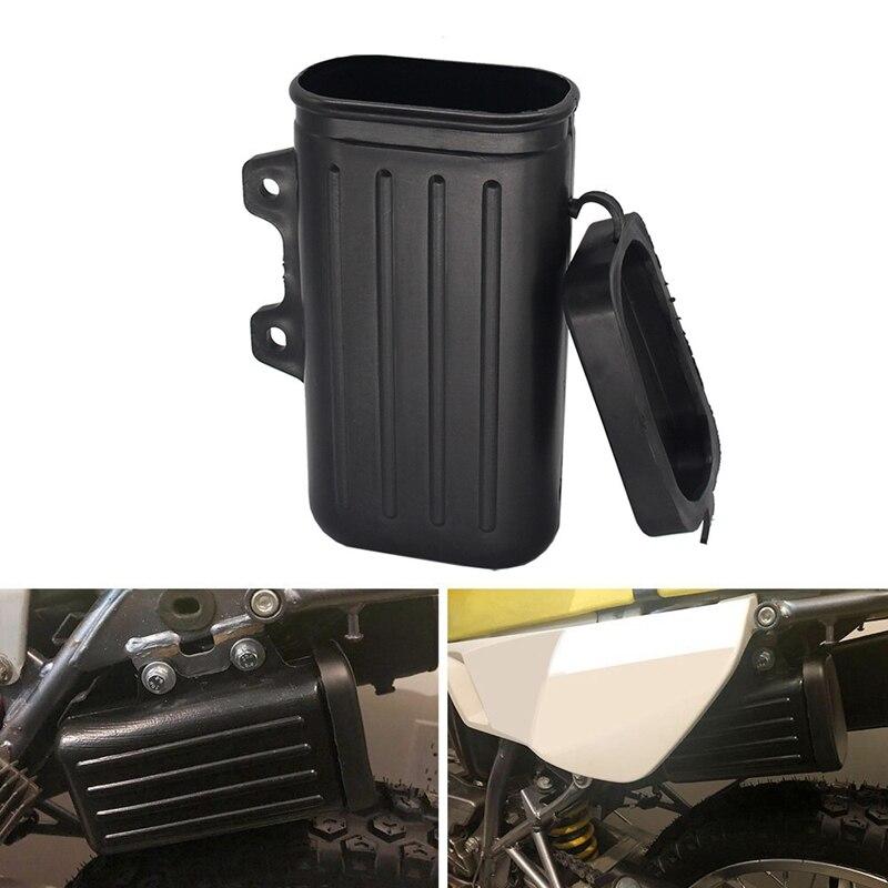 Мотоцикл Trail ящик для инструментов держатель бутылки внедорожные инструмент для мотокросса контейнер инструмент трубки для Suzuki DR250 Джебель...