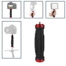 El kamerası sabitleyicisi kolu Mini sabitleyici CanonNikonSony/Minolta/Pentax dijital kamera/cep telefonu/kamera flaşı