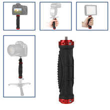Ręczny stabilizator do kamery uchwyt Mini stabilizator do aparatu cyfrowego CanonNikonSony/Minolta/Pentax/telefonu komórkowego/lampy błyskowej