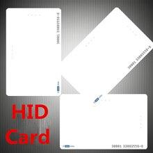 H-I-D-Card Access-Control White for Format H10301 1386 RFID PVC 125khz 26bit