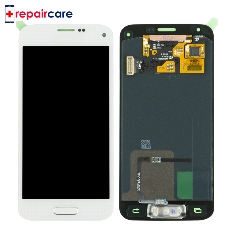 For <font><b>SAMSUNG</b></font> Galaxy S5 mini lcd <font><b>G800F</b></font> G800A LCD <font><b>Display</b></font> Touch Screen Digitizer For <font><b>Samsung</b></font> S5 Mini LCD with Frame image