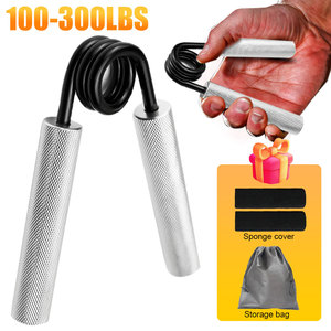 100Lbs-300Lbs Fitness Heavy Grips Wrist Rehabilitation Developer Carpal Expander Hand Gripper Expander Strength Training Device