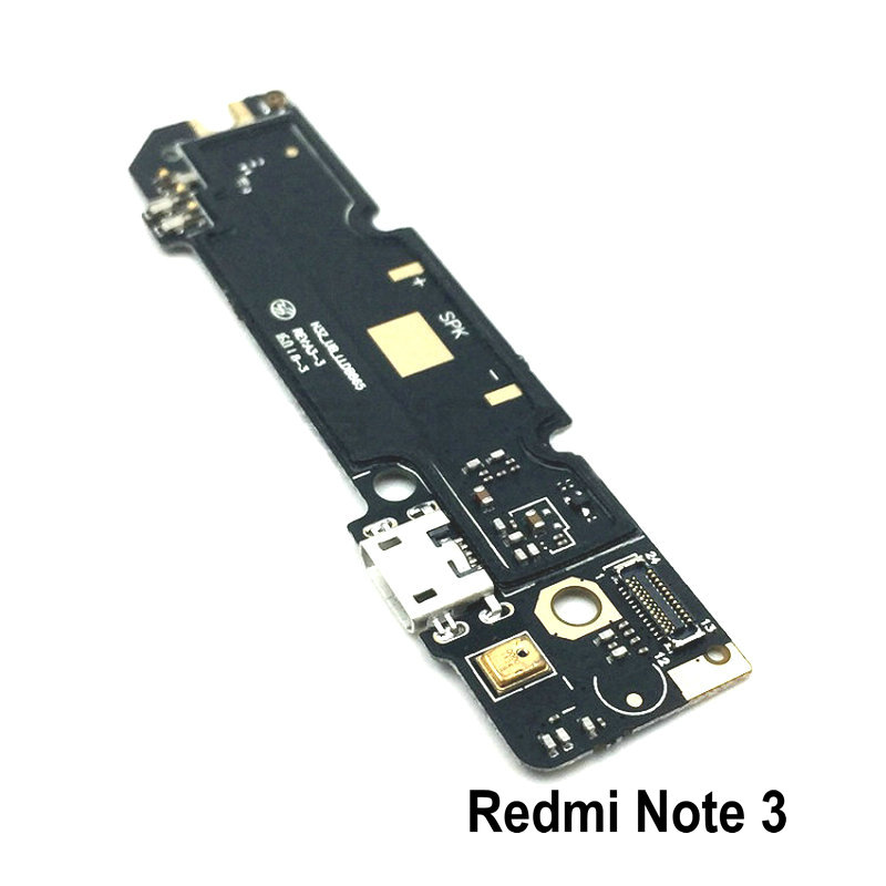 For Xiaomi Redmi Note 3 /Redmi Note 3 Pro Prime Usb Charger Port Dock Connector Flex Cable With Microphone Module