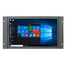 17,3 Zoll Metall Fall HD Monitor Industrielle Touch Screen-Monitor Mit Resistiven Touchscreen