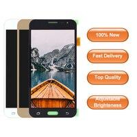 Grade AAA Qualität Für Samsung Galaxy J3 2016 J320 SM J320F J320H J320FN J320M/DS LCD Display + Touch Screen digitizer Montage-in Handy-LCDs aus Handys & Telekommunikation bei