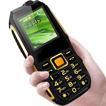 Angielski telefony bezprzewodowe z GSM podwójna karta SIM Radio LED latarka telefony bezprzewodowe telefon dla starszych studentów Office Home tanie i dobre opinie Beamio Cordless Older Phone Outdoor GSM900 1800mHz English Chinese 77*12*35mm