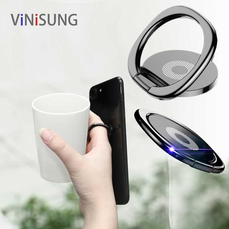 Love 360 Degree Rotating Finger Ring Mobile Phone Smartphone Stand Holder For IPhone IPad Xiaomi All Smart Phone Holder