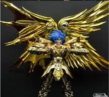Jmodel gemini saga alma de ouro armadura de metal ex sog figura de ação modelo