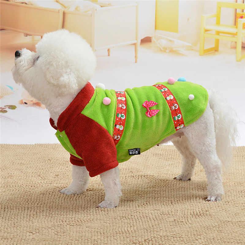 สัตว์เลี้ยงเสื้อผ้าสุนัขเสื้อแมวเสื้อกันหนาวคริสต์มาส Windproof ฤดูหนาวเสื้อผ้าเสื้อกั๊ก hoodies แจ็คเก็ต moletom masculino COM capuz @ D