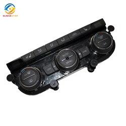 ELISHASTAR 5NG907056 oryginalna klimatyzacja klimatyzacja Climatronic przełącznik do panelu dla V W Tiguan L 2017-2019 5NG 907 056