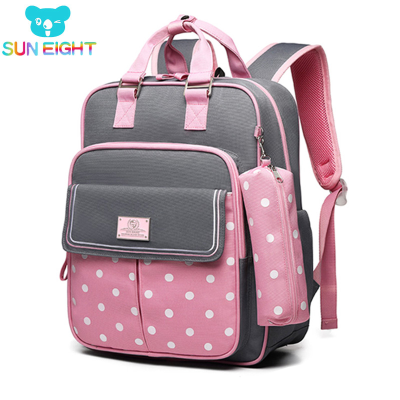 SUN EIGHT School Bags For Girls Kids Bag School Backpacks Children Backpack Kids Backpack   Mochila Escolar