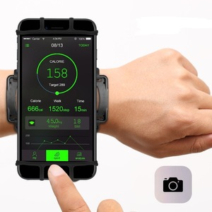 Image 3 - تشغيل الرياضة قضية الهاتف على اليد شارة لسامسونج S10 S9 S8 آيفون X Xs Xr XI 11 ماكس برو 6 7 8 حامل هاتف Brassard الذراع الفرقة