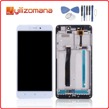 Original For Redmi 4A LCD Display Touch Screen Digitizer Assembly XIAOMI with Frame Replacement