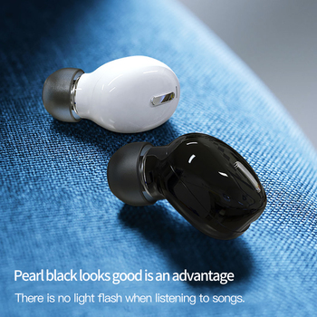Mini In-Ear 5.0 Bluetooth Earphone HiFi Wireless Headset Handsfree Stereo With Mic Sports Earbuds Sound Earphones for all phones