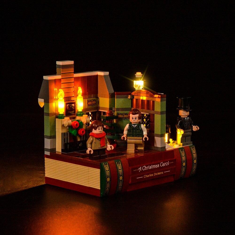Светодиодный светильник комплект для 40410 Диккенса Tribute Рождественская песнь (только в том случае, светильник входит в комплект)