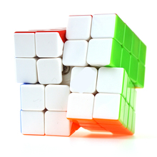4 4 4 Cube Speed Magic Cube Puzzel Hand Speelgoed Kinderen Geschenken Mini Anti Stress Cubo Magico Cube DD60MF